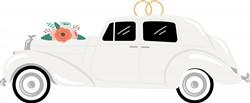 Getaway Car Print Art
