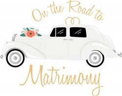 Matrimony Road Print Art