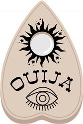 Ouija Board Print Art