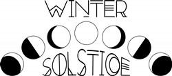 Winter Solstice Print Art
