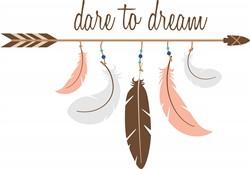 Dream Arrow Print Art