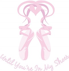 In My Shoes Print Art
