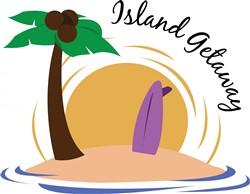 Island Getaway Print Art