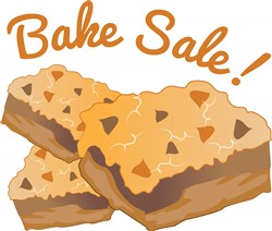 Bake Sale Print Art