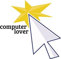 Computer Lover Print Art