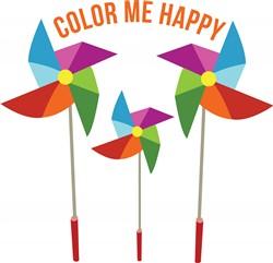 Color Me Happy Print Art