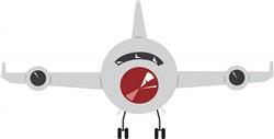 Airplane Print Art