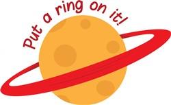Ring On It Print Art