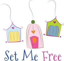 Set Me Free Print Art
