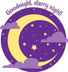 Starry Night Print Art