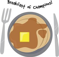 Breakfast Of Champions Print Art