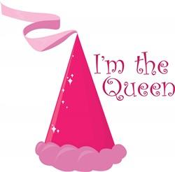 Im The Queen Print Art