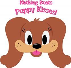 Puppy Kisses Print Art