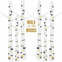 Walk In Woods Print Art