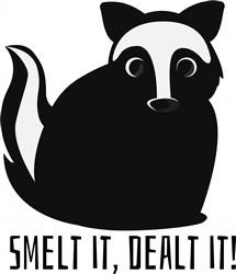 Smelt It Print Art