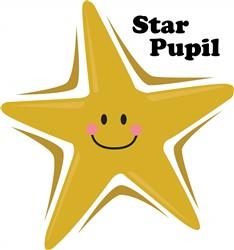 Star Pupil Print Art