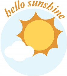 Hello Sunshine Print Art