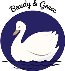 Beauty & Grace Print Art