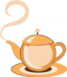 Tea Pot Print Art