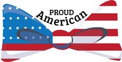 Proud American Print Art