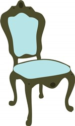 Elegant Chair Print Art