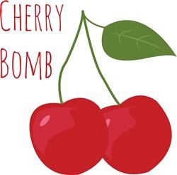 Cherry Bomb Print Art