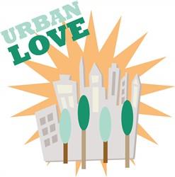 Urban Love Print Art