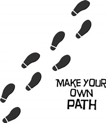 Your Own Path Print Art