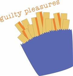 Guilty Pleasures Print Art