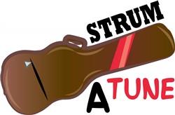 Strum A Tune Print Art