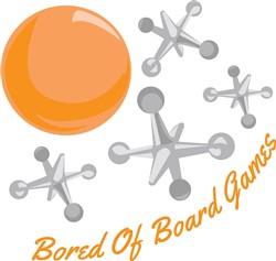 Board Games Print Art