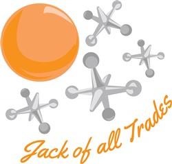 Jack Of All Trades Print Art