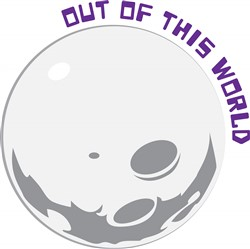 Out Of This World Print Art