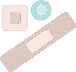 Bandages Print Art