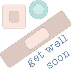 Get Well Soon Print Art