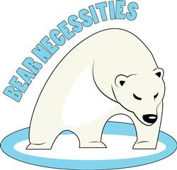 Bear Necessities Print Art
