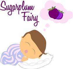 Sugarplum Fairy Print Art