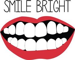 Smile Bright Print Art