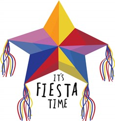 Fiesta Time Hat Print Art