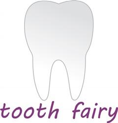 Tooth Fairy Print Art