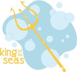 King of the Seas Print Art