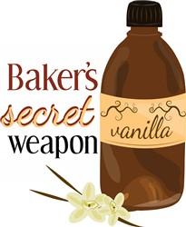 Secret Weapon Print Art