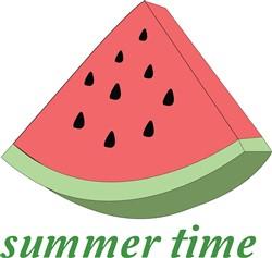 Summer Time Print Art