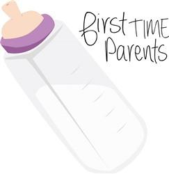 First Parents Print Art
