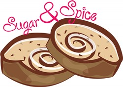 Sugar & Spice Print Art