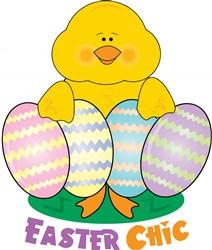Easter Chic Print Art