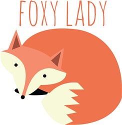 Foxy Lady Print Art