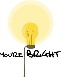 Youre Bright Print Art