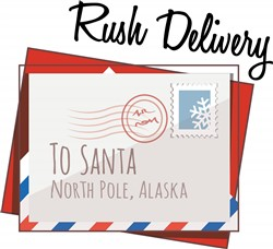 Rush Delivery Print Art
