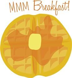MMM Breakfast Print Art
